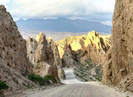 Days 121 to 126: The Cachi Adventure between Cafayete and Salta