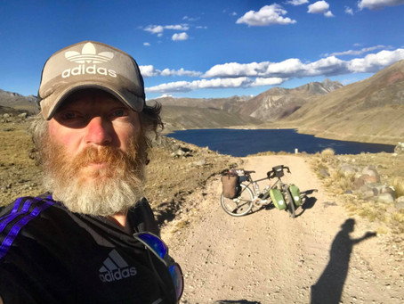 Day 196 to 203: Huancavelica to Lima.... and FINISHED! (Peru Divide, Part 2)