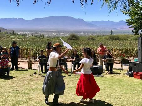 "Days 115 to 120 - Fiambala to Cafayete, and the unanticipated ""Vendimia"" fiesta"