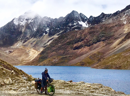 Days 150 to 155: Off the Beaten Track  Between Oruro and La Paz