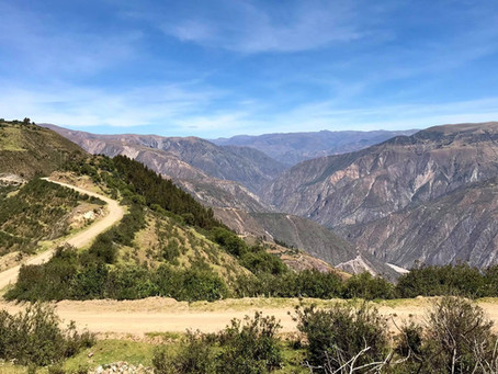 Days 180 to 195: Abancay to Huancavelica (Peru Divide, Part 1)