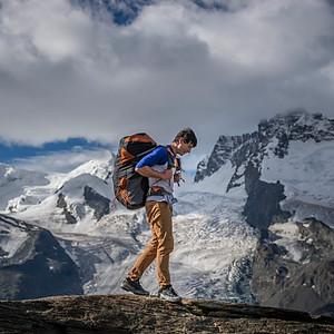 Kortel Backpack and Harness