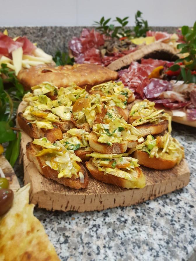 Sardinian Feast