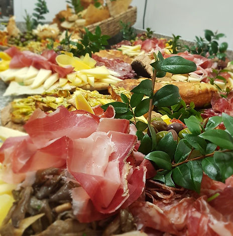 Sardinian Sharing Platters