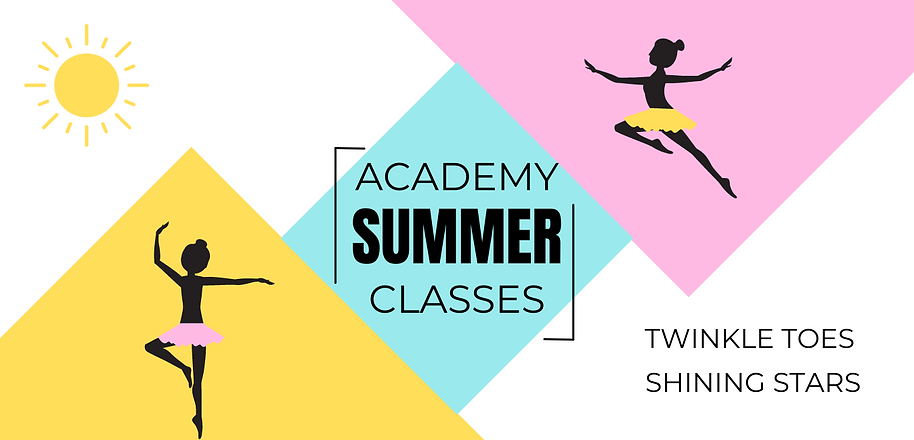 Copy of Copy of Academy Summer Classes -