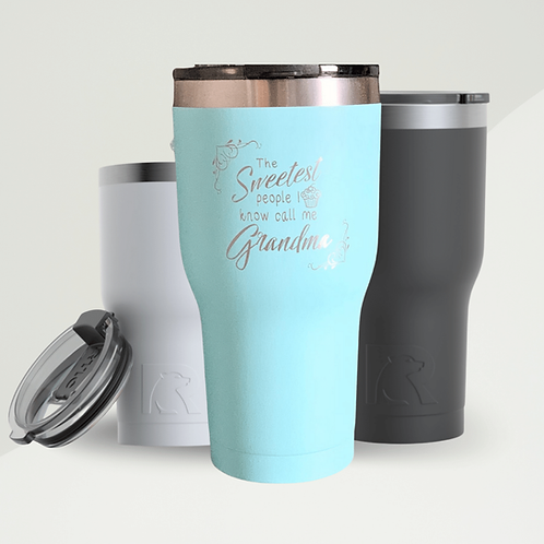 Personalized Mother's Day Tumbler