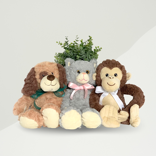 Kid's Sympathy and Comfort Gift Box with Plush - Pricing Varies