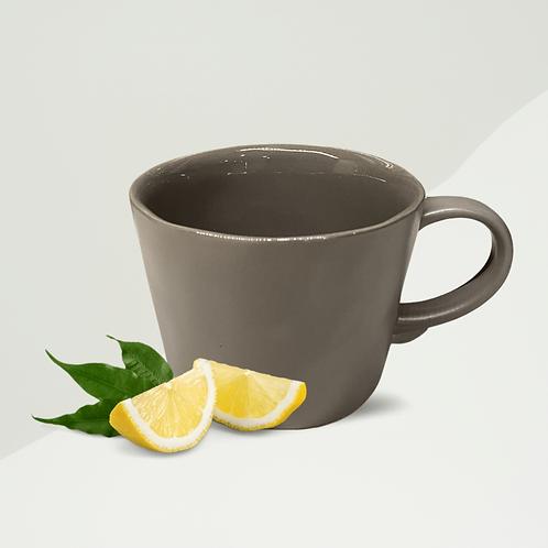 Matte Taupe Tea Mug - Build Your Own Box