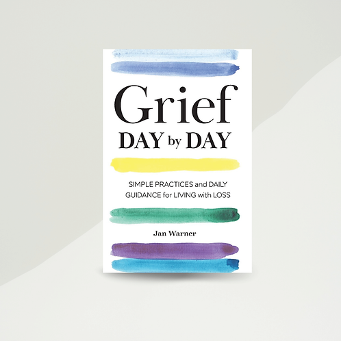 Grief Day by Day Book - Build Your Own Box