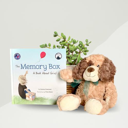 Kid's Sympathy Book + Plush - Pricing Varies