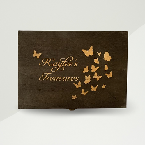 Personalized Treasure Box