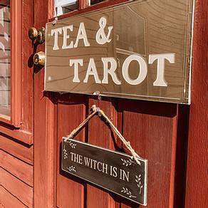Tea & Tarot in Madison, CT