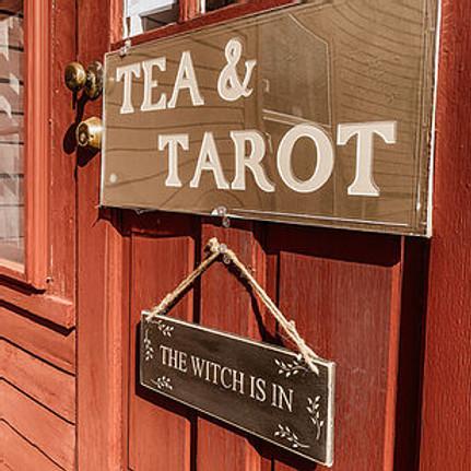 July 2021 Readings @ Tea & Tarot