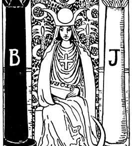 02. The High Priestess