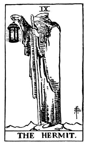 09. The Hermit