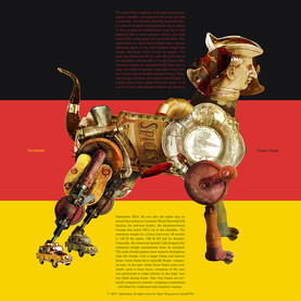 Animal Collage Series