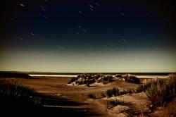 Woodend Beach-Moon Light