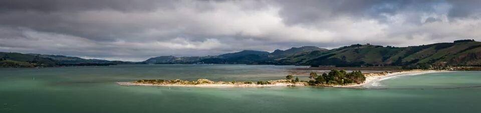 Aramoana Beach Dunedin
