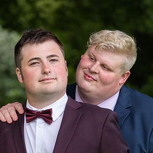 Phil and Hayden