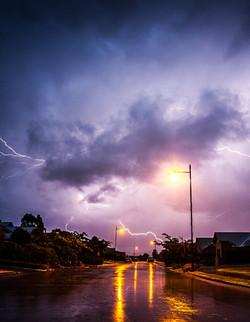 Lighting Storm-Rangiora-2014