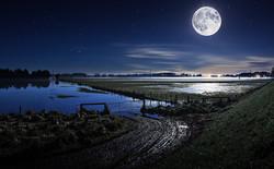 Super Moon- Kaiapoi