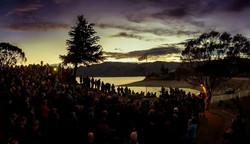 Anzac Parade-Lake Harawira