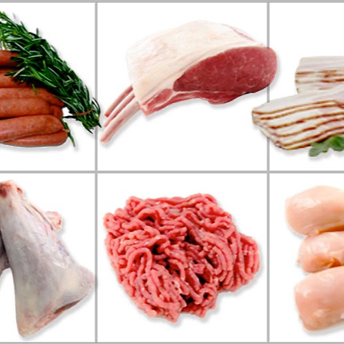 Luxe Fresh Meat & Poultry Boxes