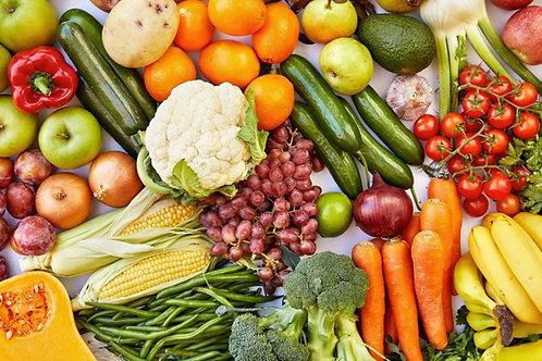 Luxe Fresh Fruit & Veg Boxes