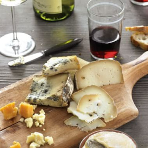 Cheese & Wine Therapy Packs