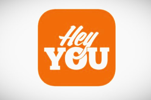 Contactless Pick Up - Hey You app