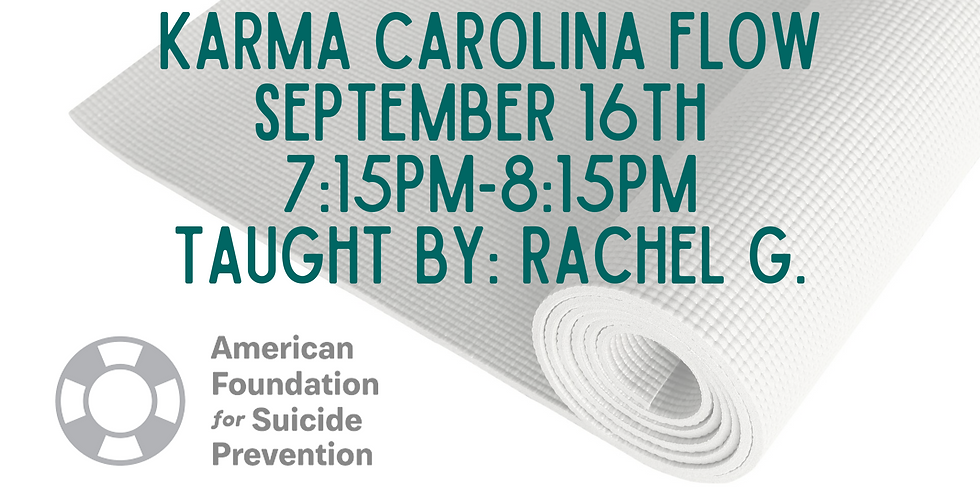 Karma Carolina Flow (AFSP)