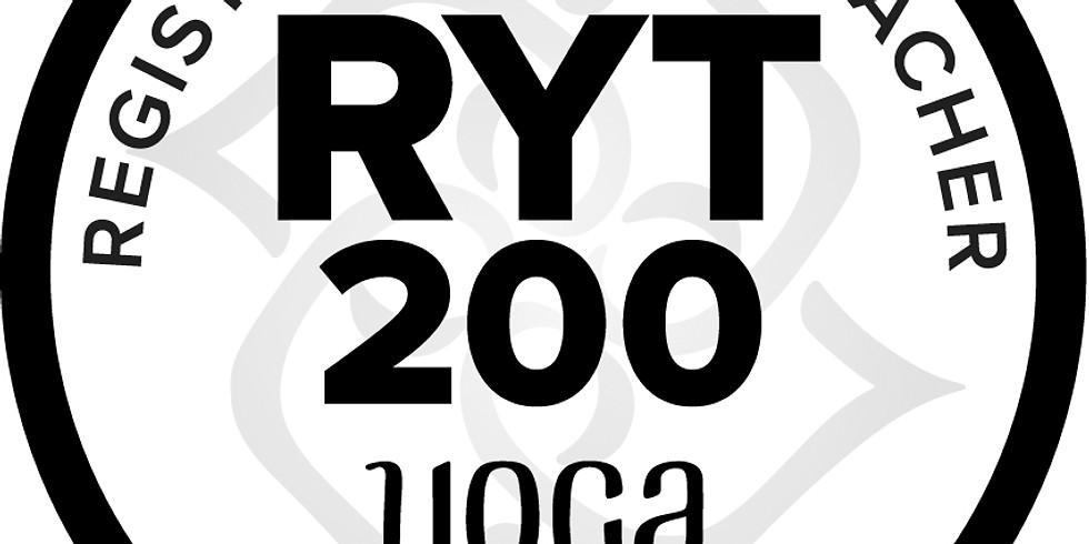 Carolina Yoga 200 Hr Teacher Training