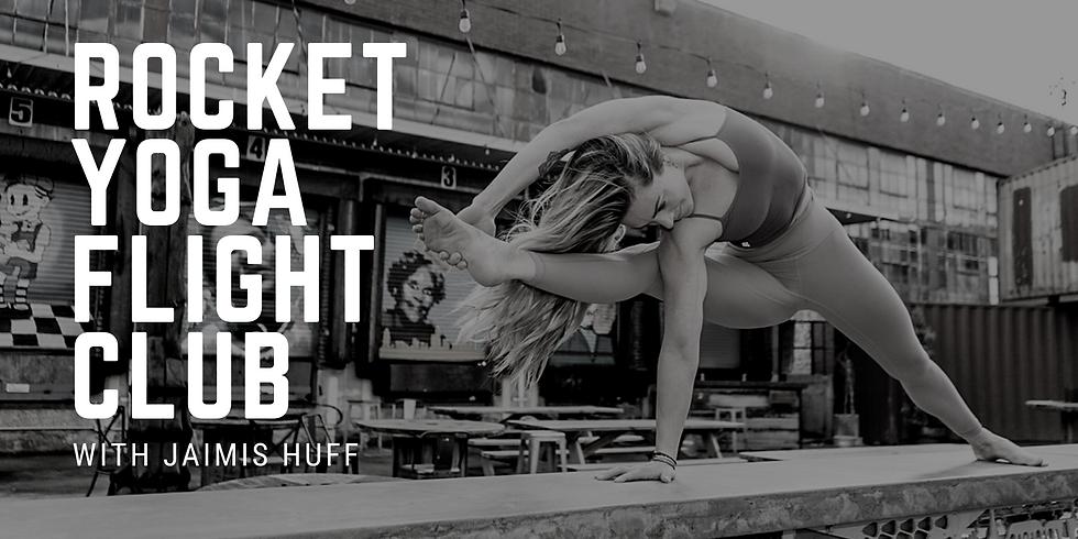 Rocket Yoga Flight Club
