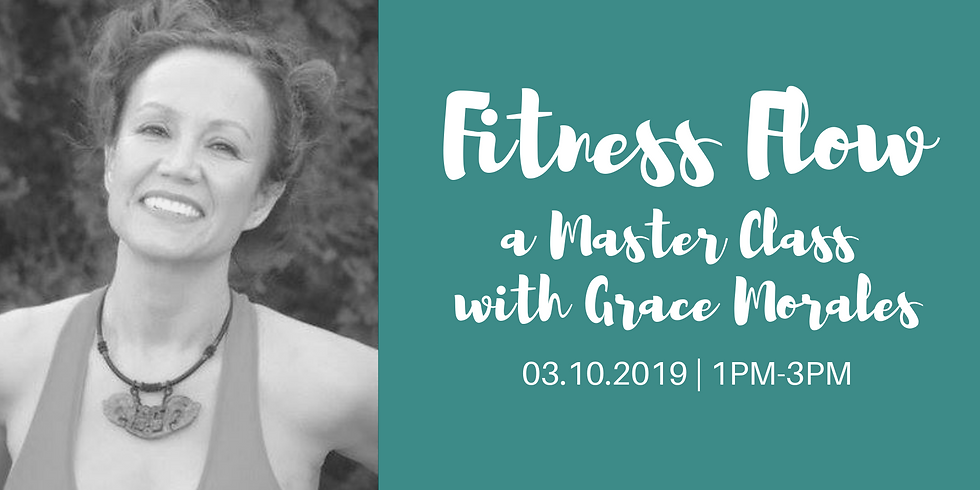 Fitness Flow with Grace Morales