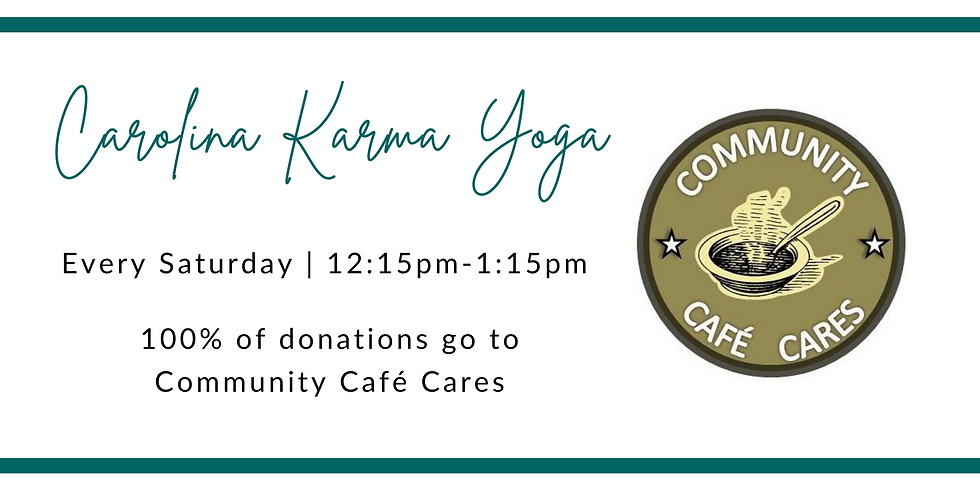 Carolina Karma (Community Cafe)