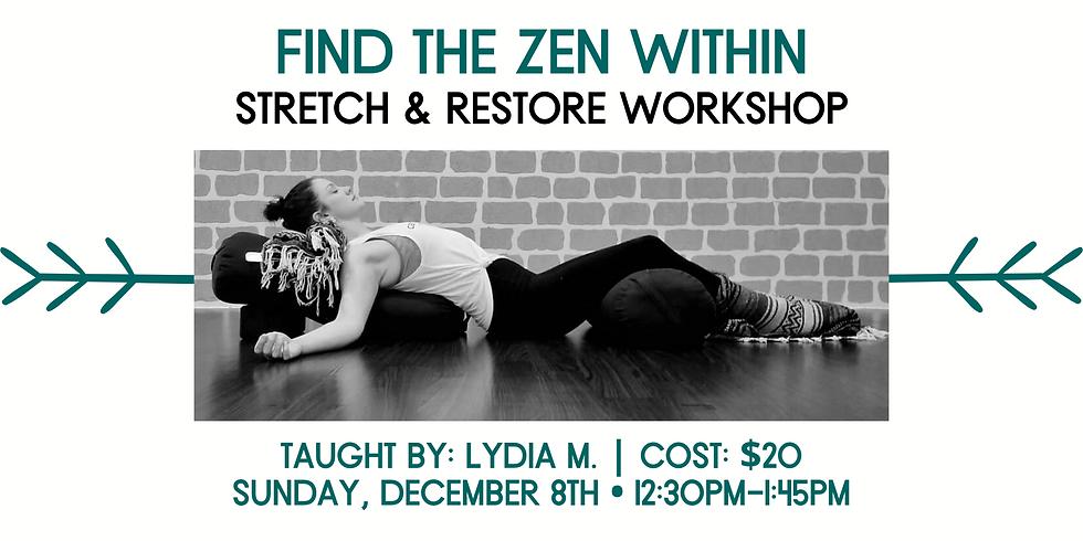 Find the Zen Within