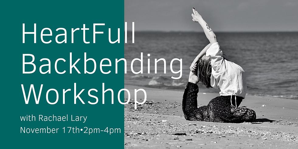 HeartFull Backbending Workshop