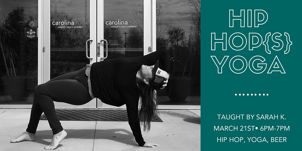 Hip Hop{s} Yoga