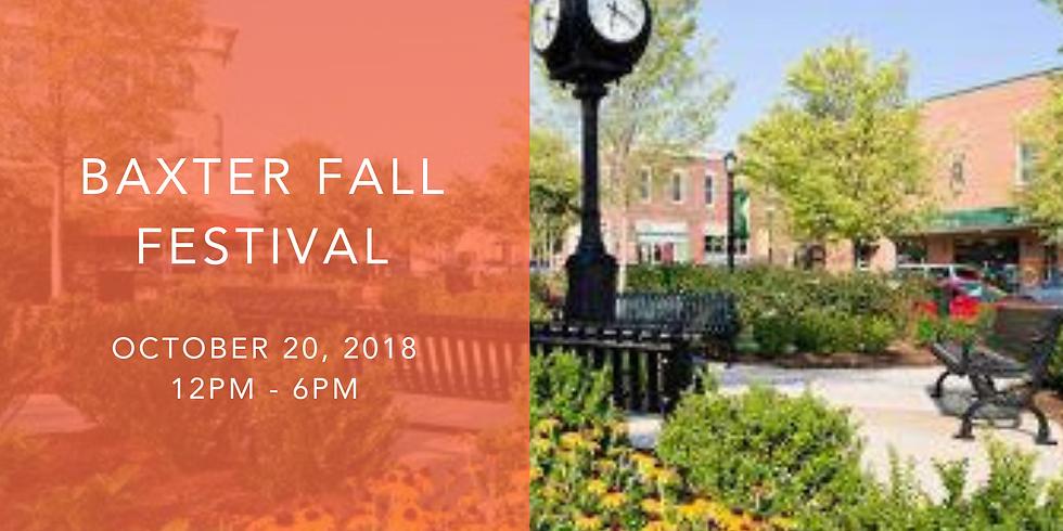Baxter Fall Festival