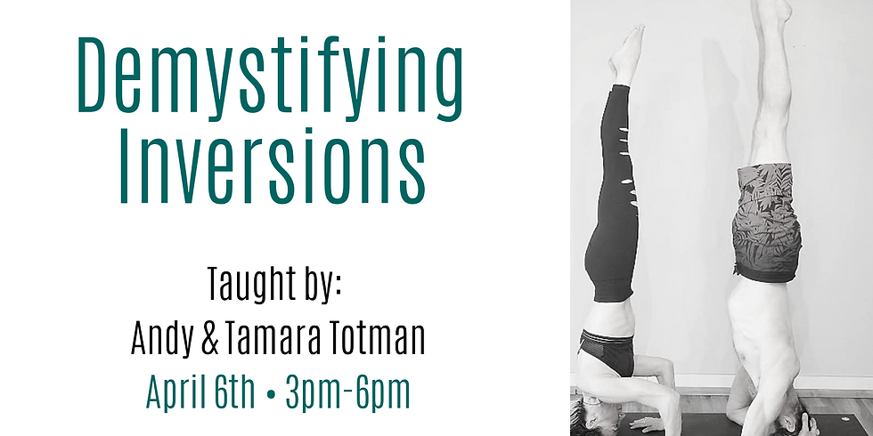 Demystifying Inversions