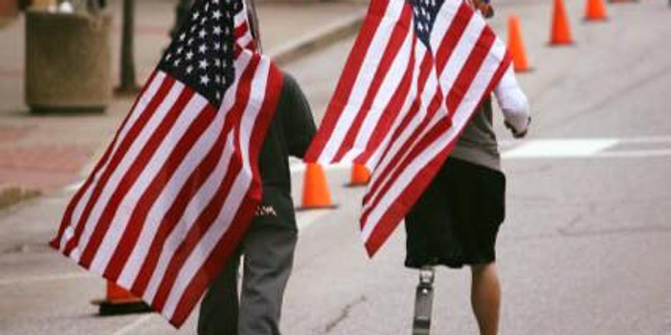 Veterans Day Yoga