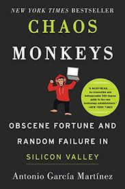 Chaos Monkeys book cover