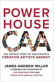 Powerhouse CAA book cover