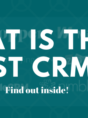 How to Choose the Best CRM