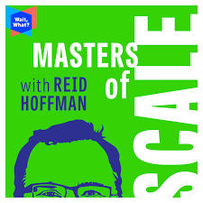 Masters of Scale podcast logo