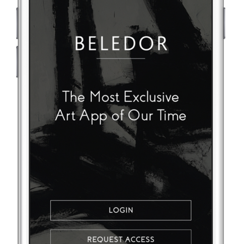 Beledor App Mockup