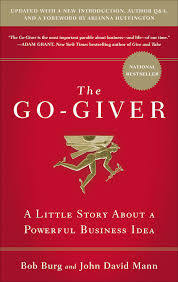 The Go-Giver book cover