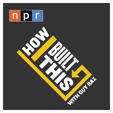 How I Built This podcast cover