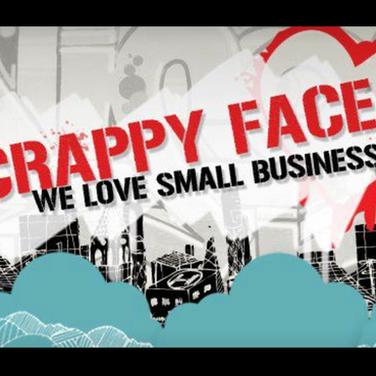 Scrappy Face Brand