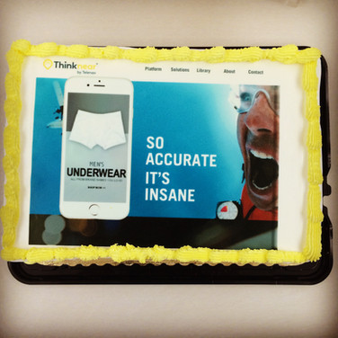Thinknear Cakes for All!